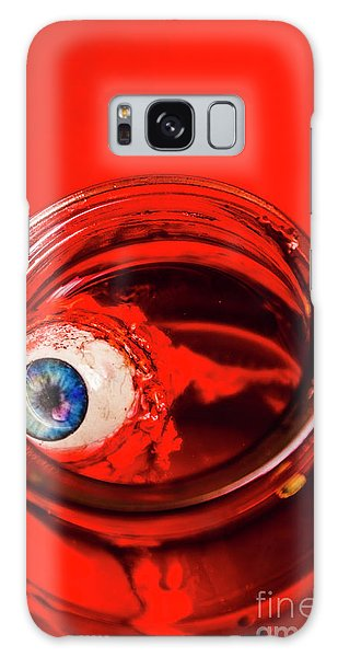 Body Parts Galaxy Case - Blind Fear by Jorgo Photography - Wall Art Gallery