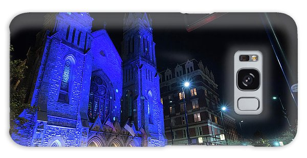 Blink Cincinnati - Covenant First Presbyterian Church Galaxy Case