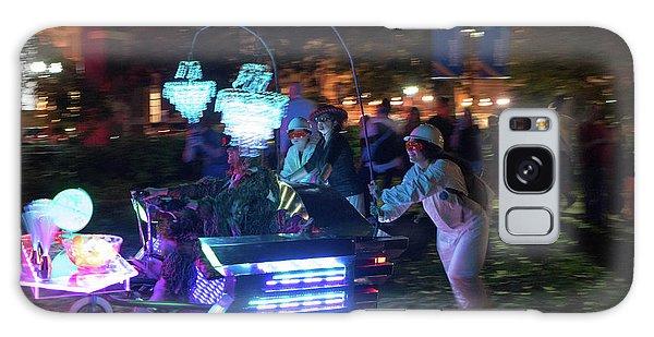 Blink Cincinnati - Kinetic Kauchii Dekosofa Galaxy Case