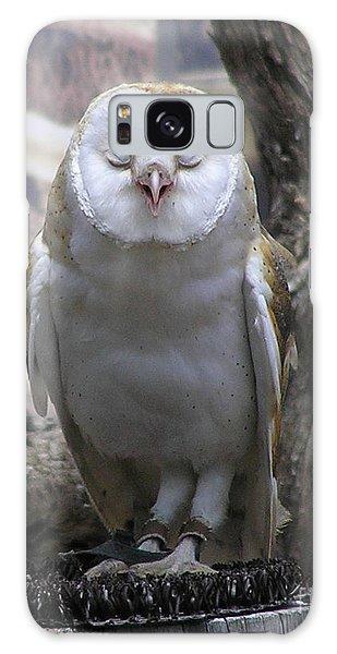Blinking Owl Galaxy Case