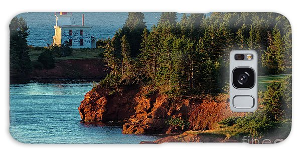Blockhouse Point Lighthouse Galaxy Case