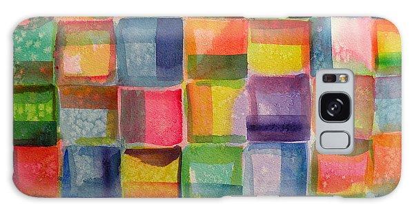 Blocks II Galaxy Case