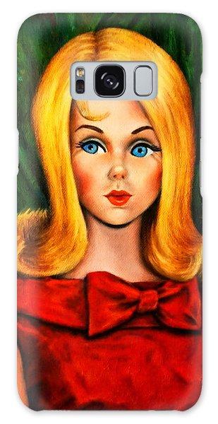 Blonde Marlo Flip Tnt Barbie Galaxy Case