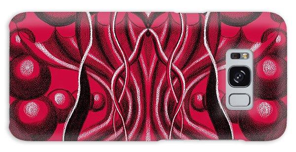 Blood Altar. Galaxy Case