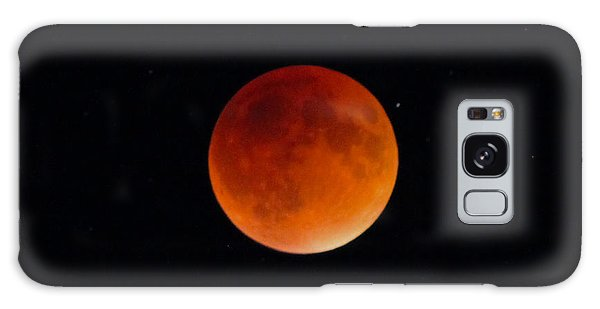 Blood Moon 2 Galaxy Case by Cathie Douglas