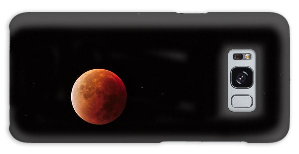 Blood Moon Galaxy Case by Angelo DeVal