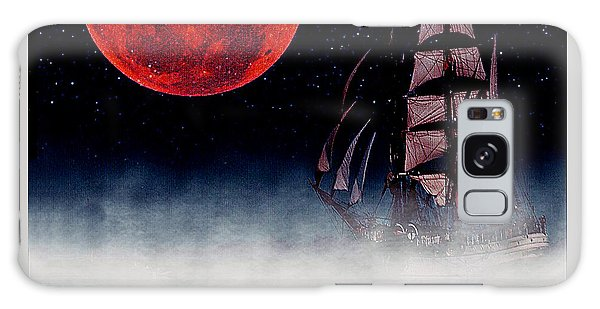 Blood Moon Galaxy Case by Blair Stuart