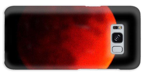 Blood Moon Galaxy Case