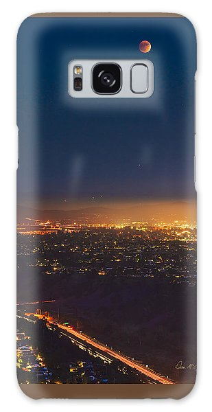 Blood Moon San Diego Galaxy Case