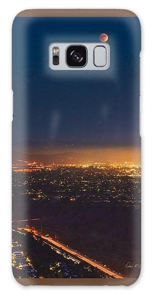 Blood Moon San Diego Galaxy Case