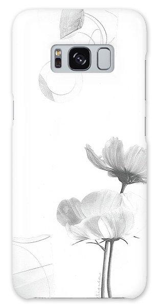 Bloom No. 1 Galaxy Case