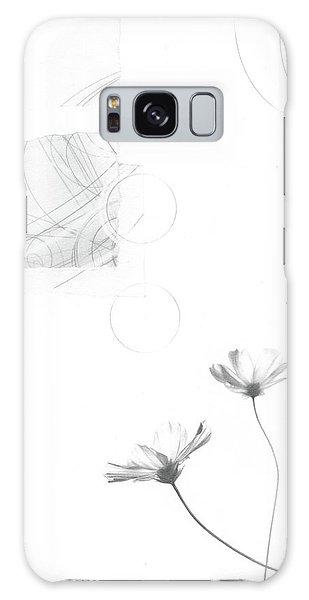 Bloom No. 8 Galaxy Case