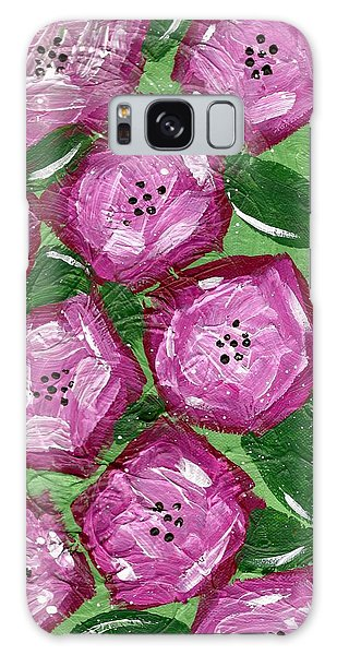 Bloom With Grace Galaxy Case