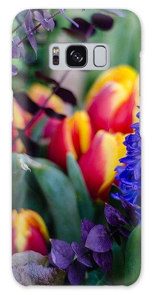 Bloomin' Spring Galaxy Case