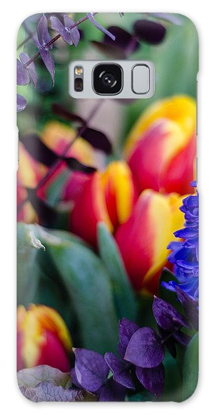 Bloomin' Spring Galaxy Case