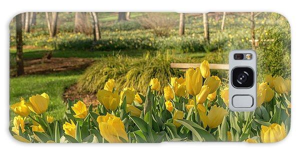 Bloomin Tulips Galaxy Case