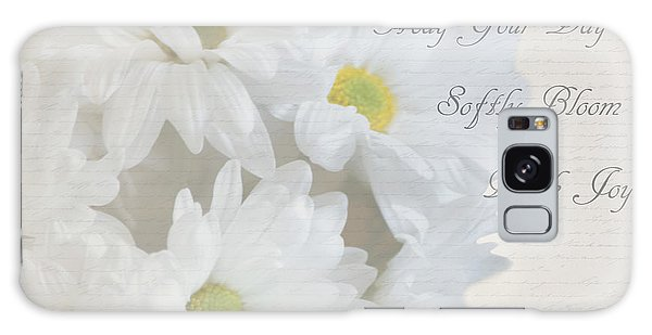Blooming Daisies Galaxy Case