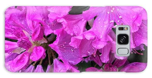 Blooming Rhododendron Galaxy Case