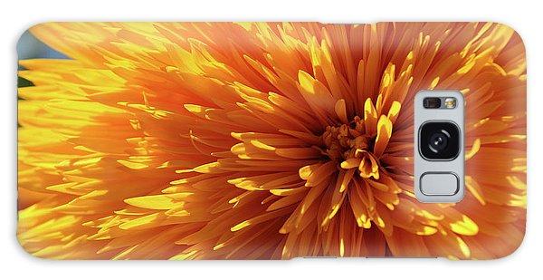 Blooming Sunshine Galaxy Case
