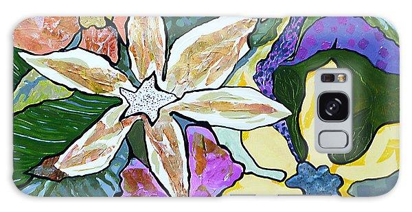 Blooms Galaxy Case
