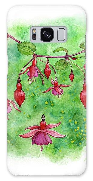 Blossom Fairies Galaxy Case