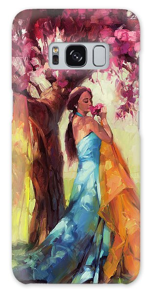 Dress Galaxy Case - Blossom by Steve Henderson