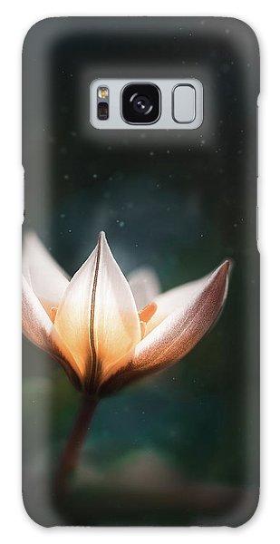 Petal Galaxy Case - Blossoming Light by Scott Norris