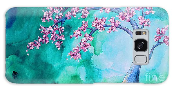 Blossoms In The Mist Galaxy Case