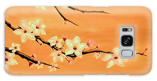 Blossoms On A Branch Galaxy Case