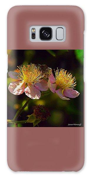 Blossoms.1 Galaxy Case