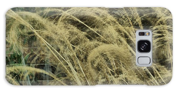 Blowing In The Wind Galaxy Case by Rick Friedle