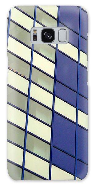 Blue 1114 Galaxy Case