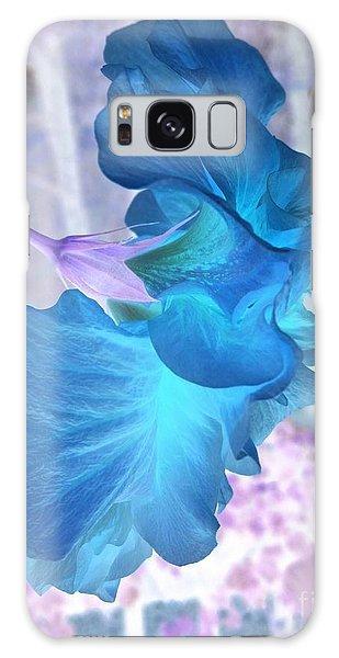 Blue Angel  Galaxy Case by Cathy Dee Janes