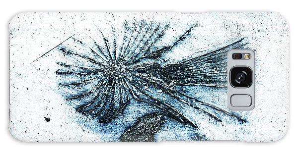 Blue Angel Galaxy Case