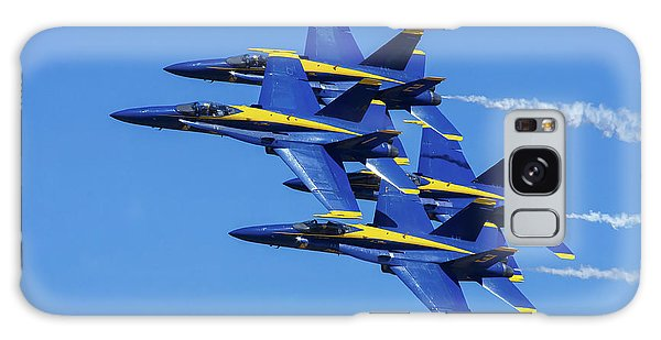 Blue Angels Very Close Formation 1 Galaxy Case