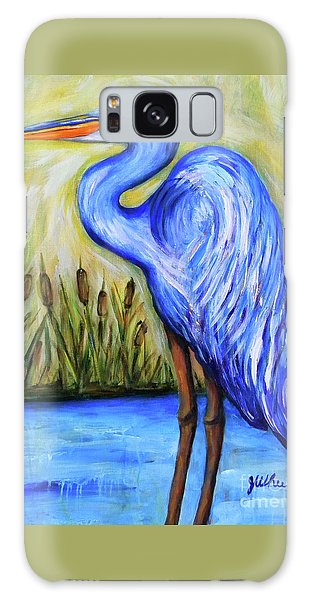 Blue Bayou Galaxy Case
