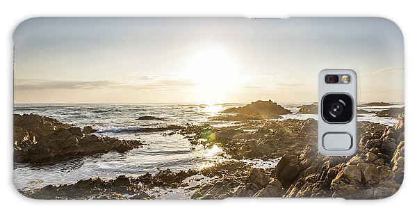 West Bay Galaxy Case - Blue Beach Beauty by Jorgo Photography - Wall Art Gallery
