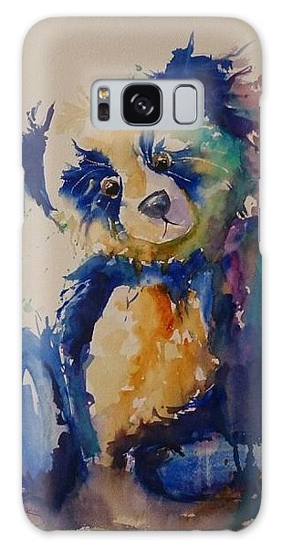 Blue Bear Galaxy Case