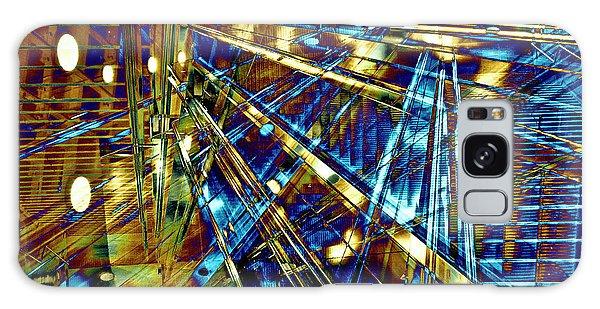Blue Berlin Sound Galaxy Case