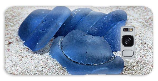 Blue Bottle Tops Galaxy Case