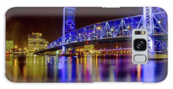 Blue Bridge 2 Galaxy Case