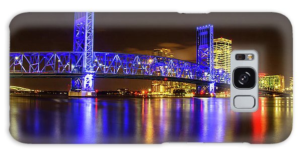 Blue Bridge 3 Galaxy Case