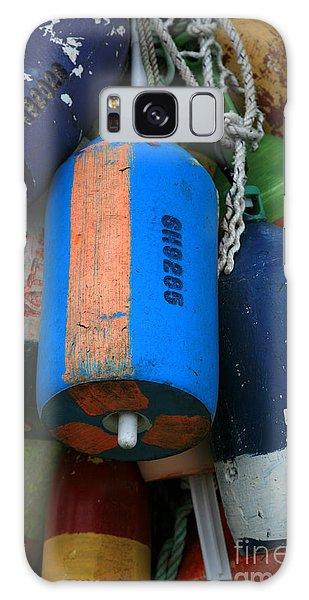 Blue Buoys Galaxy Case