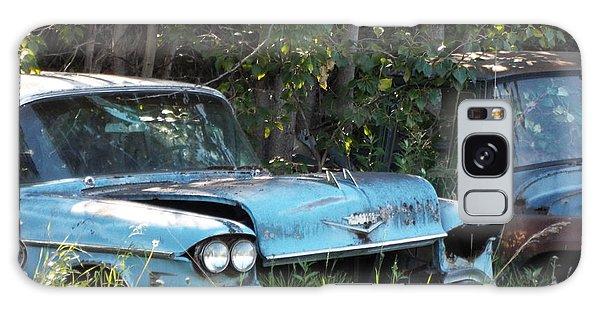 Blue Cadillac Galaxy Case