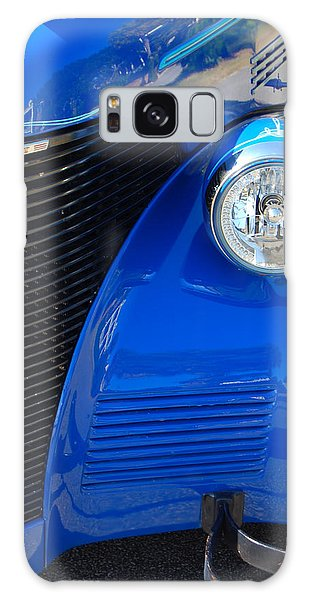 Blue Chevy Galaxy Case