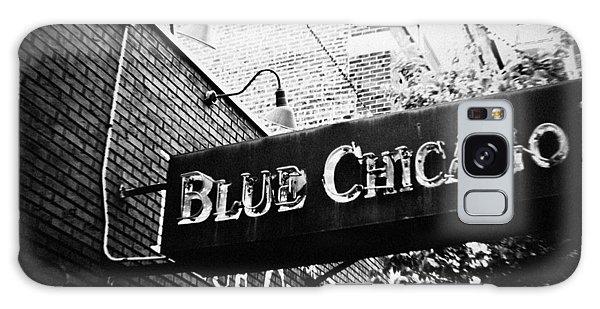 Blue Chicago Nightclub Galaxy Case