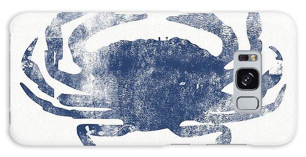 Blue Crab- Art By Linda Woods Galaxy Case