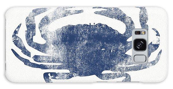Blue Crab- Art By Linda Woods Galaxy Case by Linda Woods