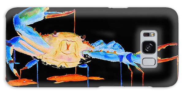 Blue Crab Two Galaxy Case