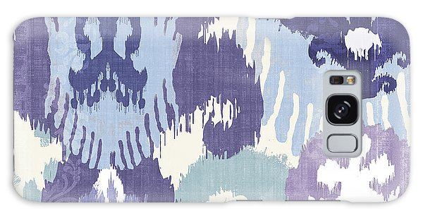 Tapestry Galaxy Case - Blue Curry I by Mindy Sommers